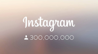 Instagram now boasts more than 300 million active users sharing more than 70 million photos and videos a day.