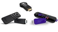 Streaming sticks from Amazon, Google and Roku all provide lower-cost ways to bring online video to your TV screen. Find out which one is right for you.