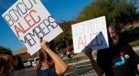 Seeking to expand its influence at the local level, ALEC brings lobbying resources to municipal governments